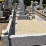 墓地内の草をなんとかしたい